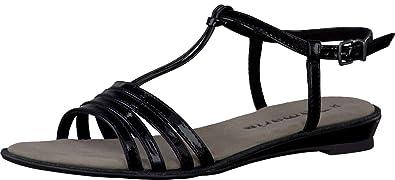 a2f0eb0081b1d Tamaris Schuhe 1-1-28144-38 Bequeme Damen Sandalette, Sandalen ...