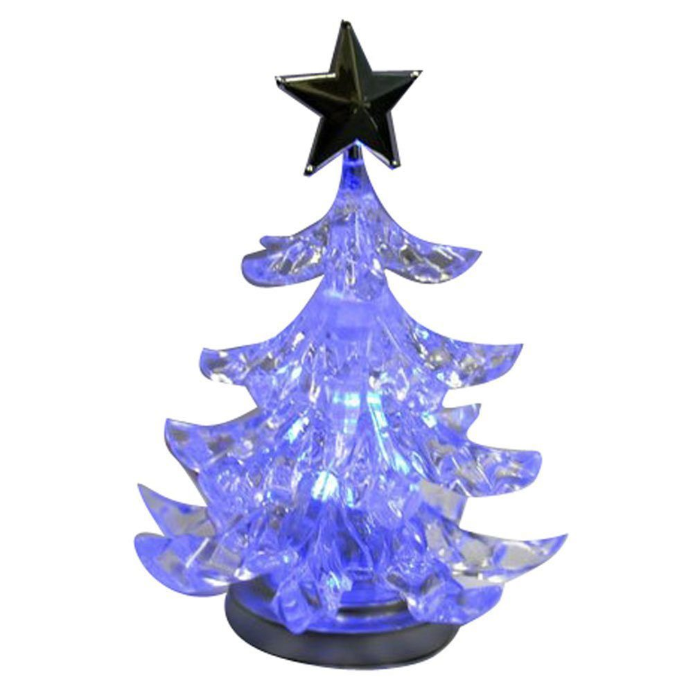 amazoncom cafurty usb powered miniature christmas tree wmulticolor leds small christmas tree usb everything else