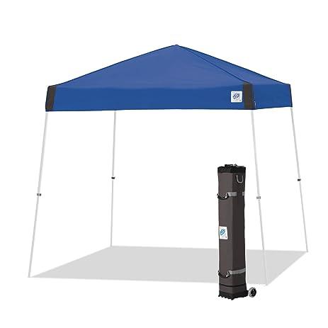 E-Z UP Vista Instant Shelter Canopy 12 by 12u0027 Royal Blue  sc 1 st  Amazon.com & Amazon.com : E-Z UP Vista Instant Shelter Canopy 12 by 12u0027 Royal ...
