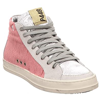 c260c137c50ef P448 Women's A8Skatebs Boots Pink Size: 7 UK: Amazon.co.uk: Shoes & Bags