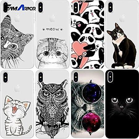 Amazon.com : OTADO Cat Case for iPhone Xs Max XR X 8 5 5S SE ...