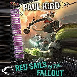 Red Sails in the Fallout Audiobook