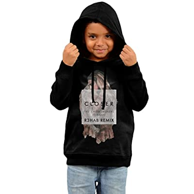 PliPaLa Children's Hoodie Closer Black