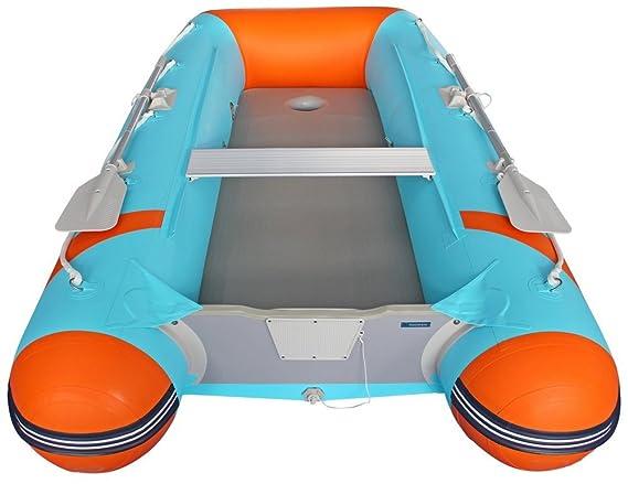 Saturn - Barcos hinchables de 9.6 pies Balsa Inflable, Dinghy ...
