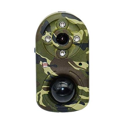 Alian Cámara de Caza Photo Calentador – Photo visión Nocturna PIR Detector de Movimiento Full HD