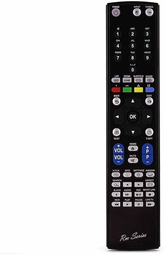 RM-Series Reemplazo Mando a Distancia para LG AKB75675301: Amazon.es: Electrónica