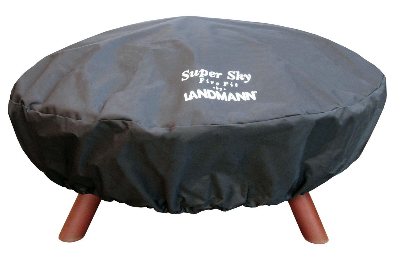 Landmann USA 29321 Super Sky Fire Pit Cover, 47-1/2-Inch Diameter