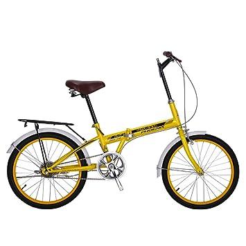 Bicicleta plegable ori