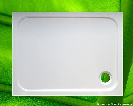 Box doccia per vasca da bagno doccia 100 x 75 x 100 x 75 x 2 5 cm