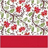 Ideal Home Range 20-Count Lunch Paper Napkins, Amber