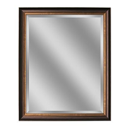oil rubbed bronze mirror Amazon.com: Head West Oil Rubbed Bronze Mirror, 26 by 32 Inch  oil rubbed bronze mirror