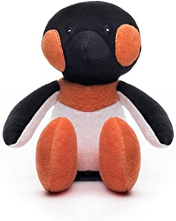 "product image for Bears For Humanity Penguin Stuffed Animal - Organic Penguin is a Non-Toxic, 12"" PlushToy"