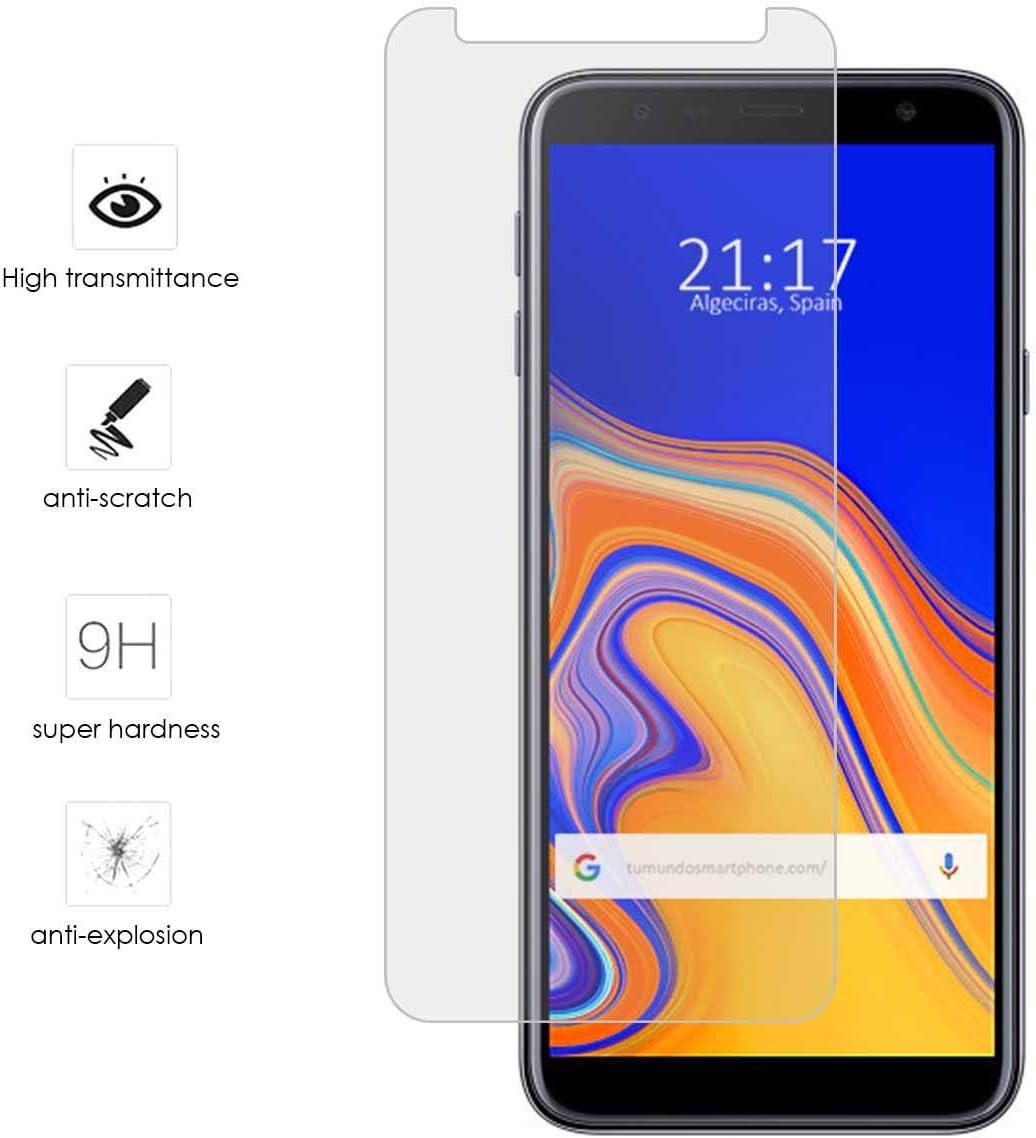 Tumundosmartphone Protector Cristal Templado para Samsung Galaxy ...