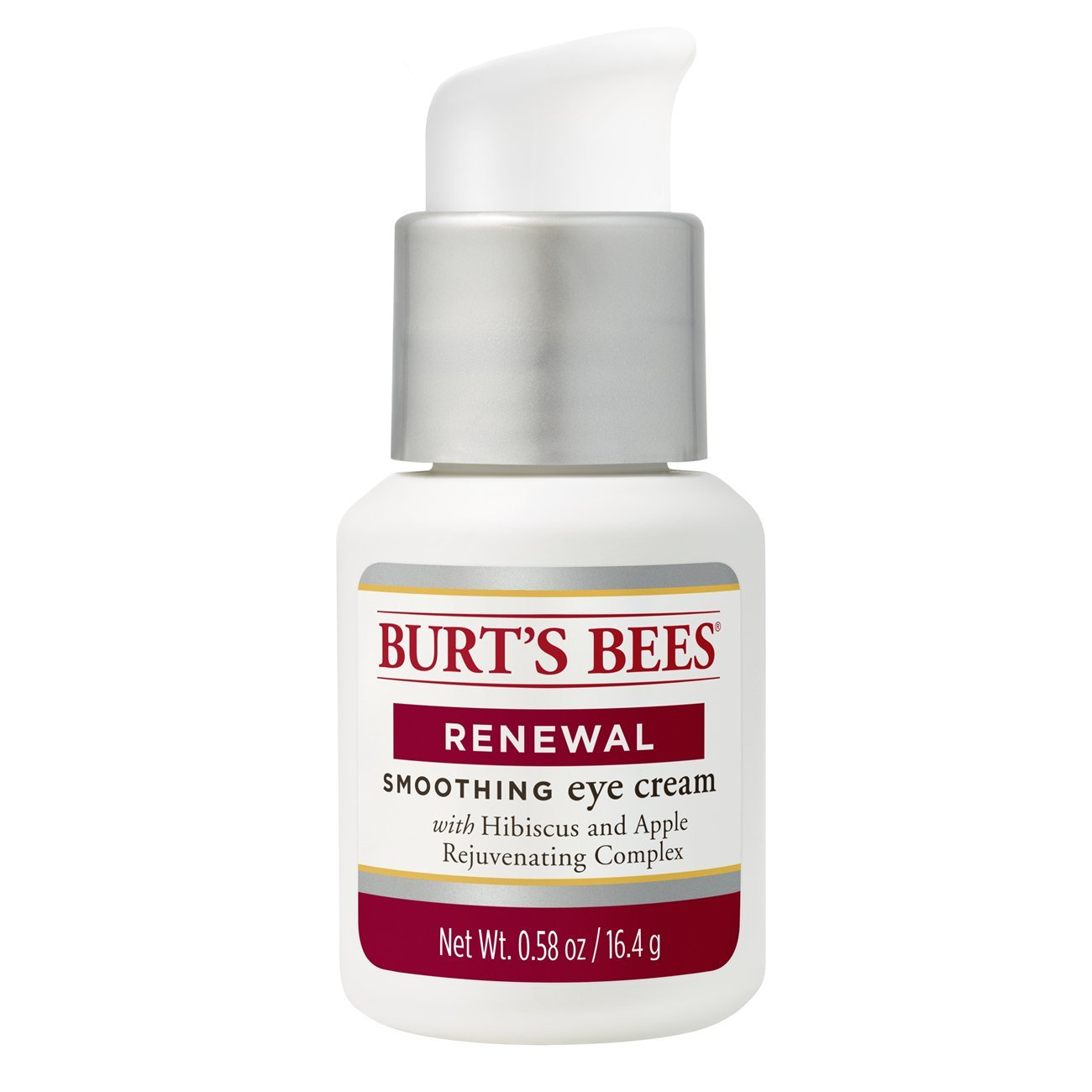 Burt's Bees Renewal Smoothing Eye Cream, 0.58 Ounce