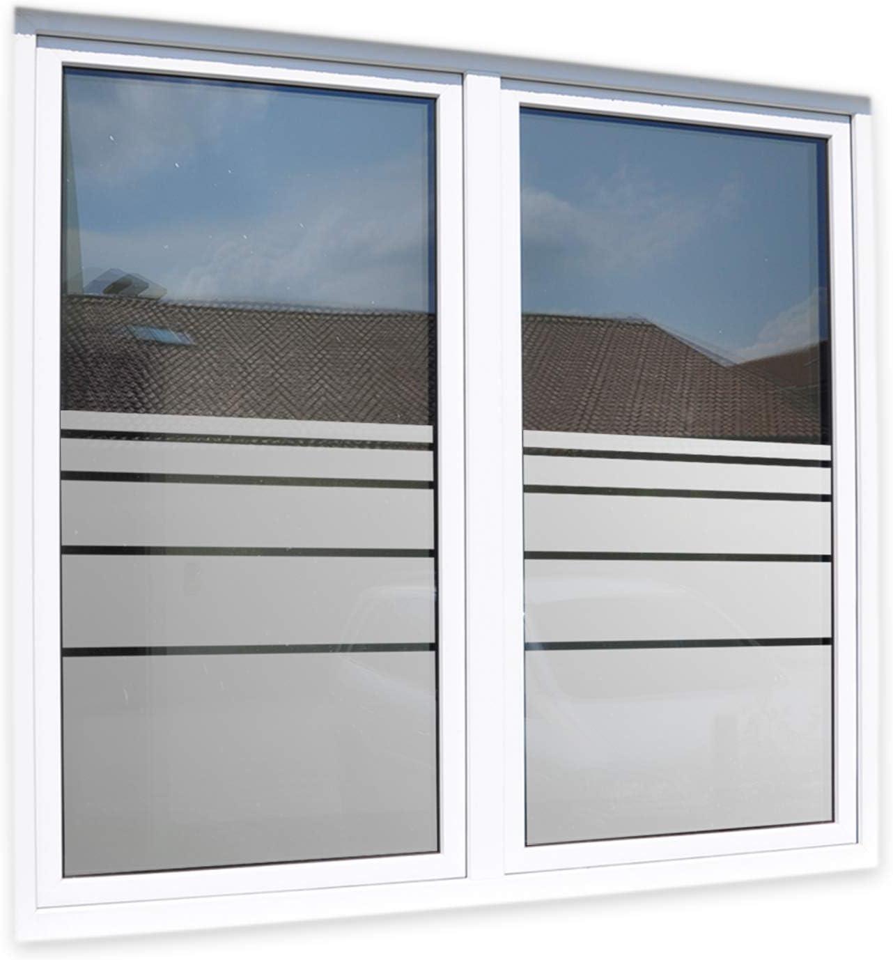 Lavicom Sichtschutzfolie Glasdekorfolie Fensterfolie Dynamische