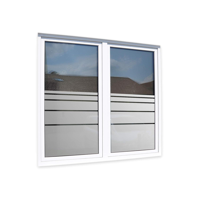 Lavicom Fensterfolie Glasdekorfolie Sichtschutzfolie Dynamische
