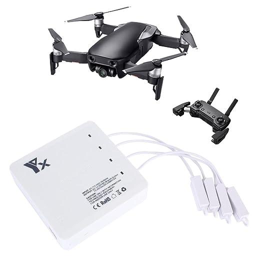Hub de batería y cargador remoto para DJI Mavic Air Drone UK ...