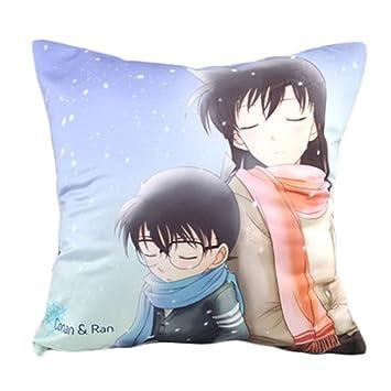 Amazon.com: Anime Detective Conan doble cara Oficina, Coche ...