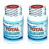 TOTAL CLEANSE Detox Cleansing System 30 capsules - 2 BOTTLES