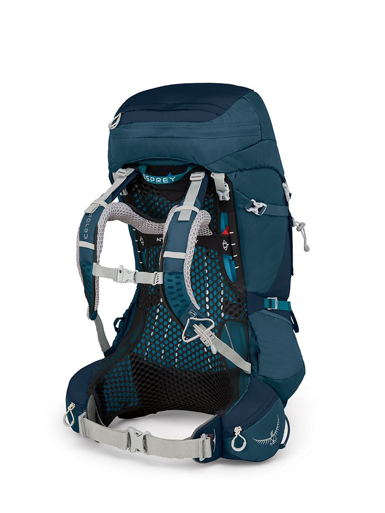 Osprey Packs Aura AG 50 Womens Backpacking Backpack