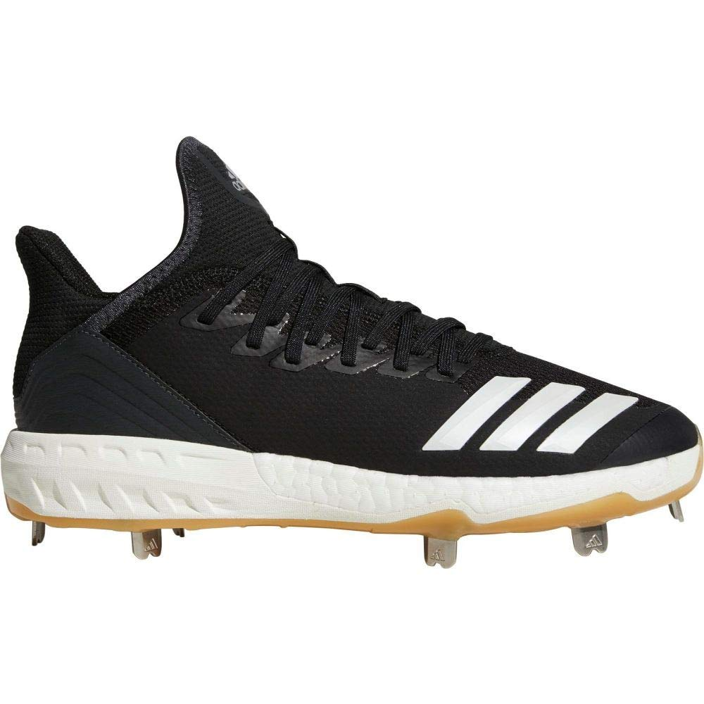 (アディダス) adidas メンズ 野球 シューズ靴 adidas Icon 4 Gum Metal Baseball Cleats [並行輸入品] B07GJD1N8V 11.0-Medium