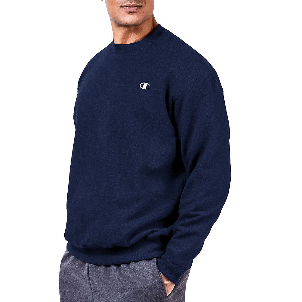 Champion Big & Tall Men's Fleece Sweatshirt,2X