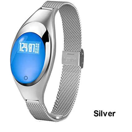 ZLOPV Pulsera S99C Smart Watch Hombre Pulsera Inteligente ...