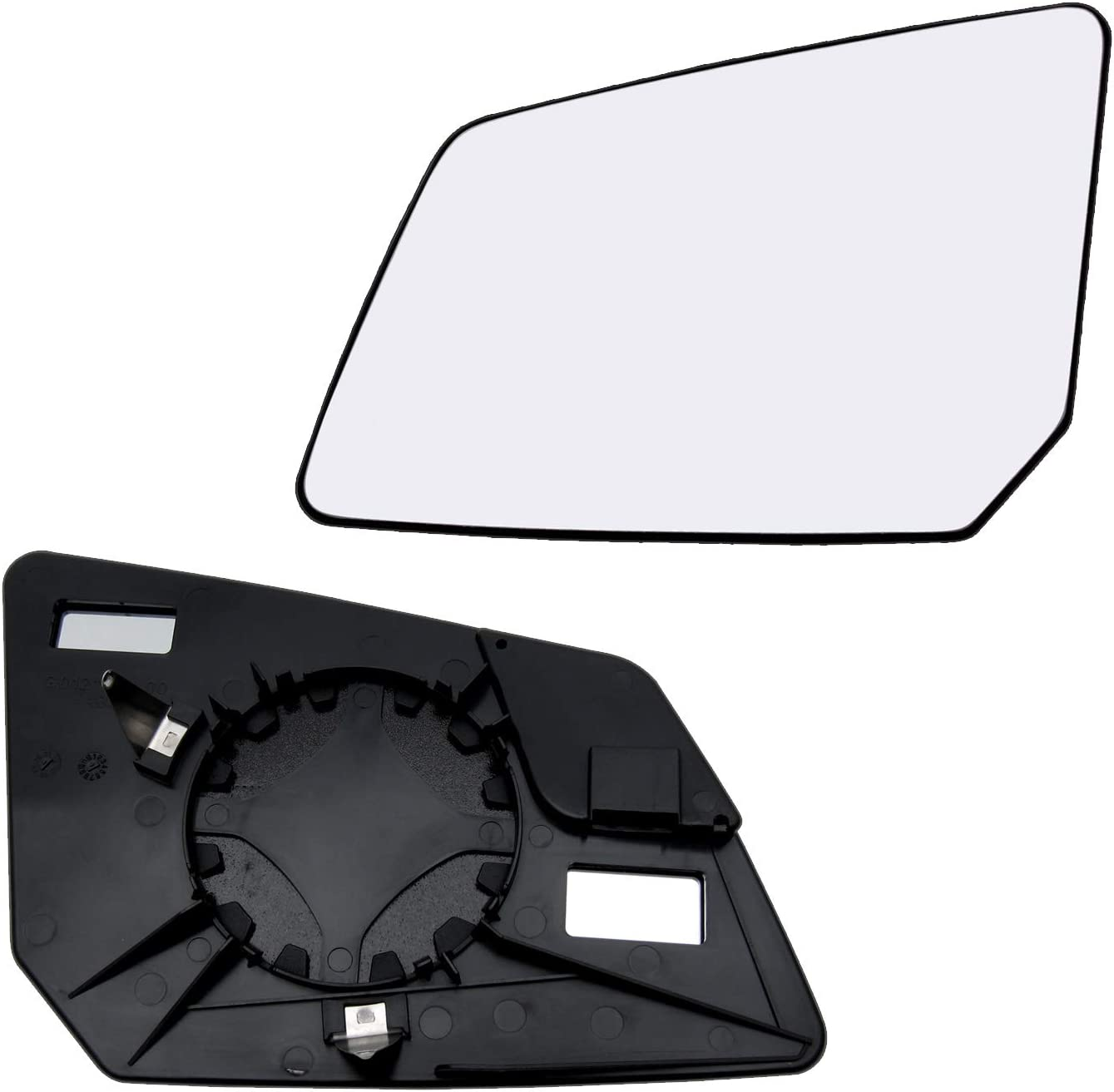 Limited Saturn Outlook Sold By Rugged TUFF New Replacement Driver Side Mirror Glass W Backing Compatible With Chevrolet Traverse GMC Acadia