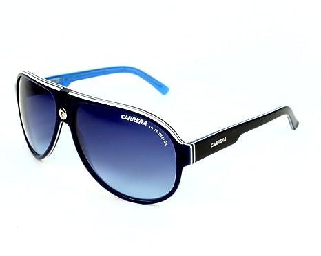 920b359a32 Amazon.com  Carrera Sunglasses Carrera 32 VR6Y5 Acetate Blue ...