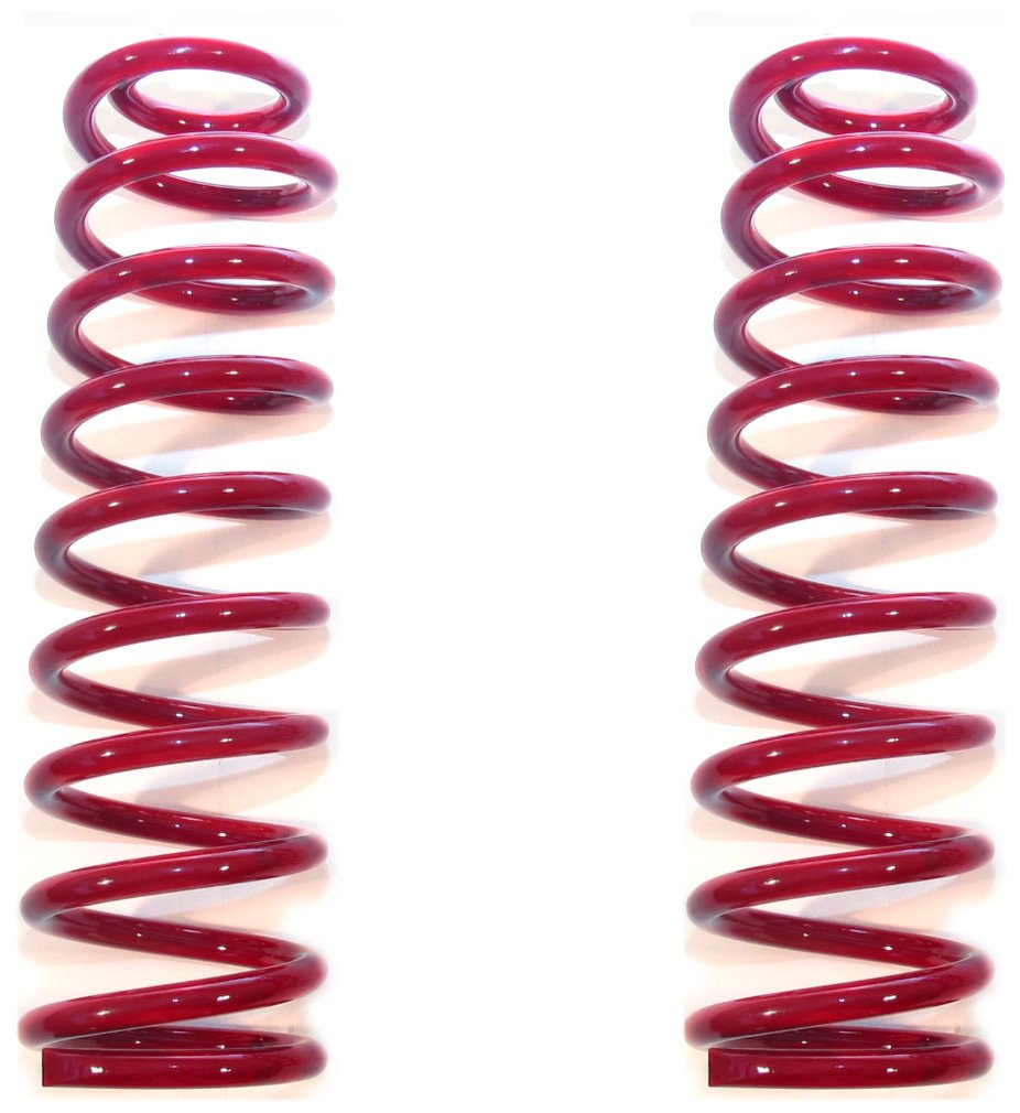 Rancho RS80117 4 Lift Coil Springs Set of 2