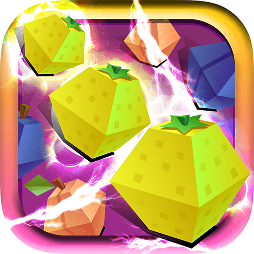 Farm Splash   Slash - Fun Jelly Candies And Fruit Chocolates Puzzle Mania For Kids]()