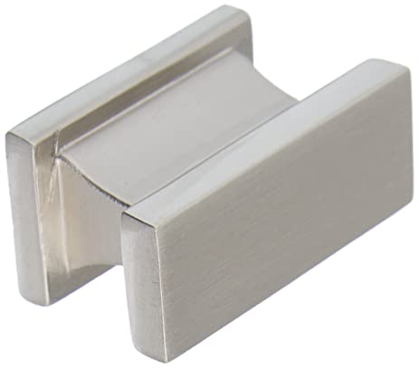 Brushed Nickel Cabinet Knob By Southern Hills - Rectangle -Satin ...