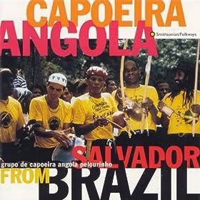 Amazon.com: Toques Tradicionais: Jogo de Dentro: Grupo de Capoeira