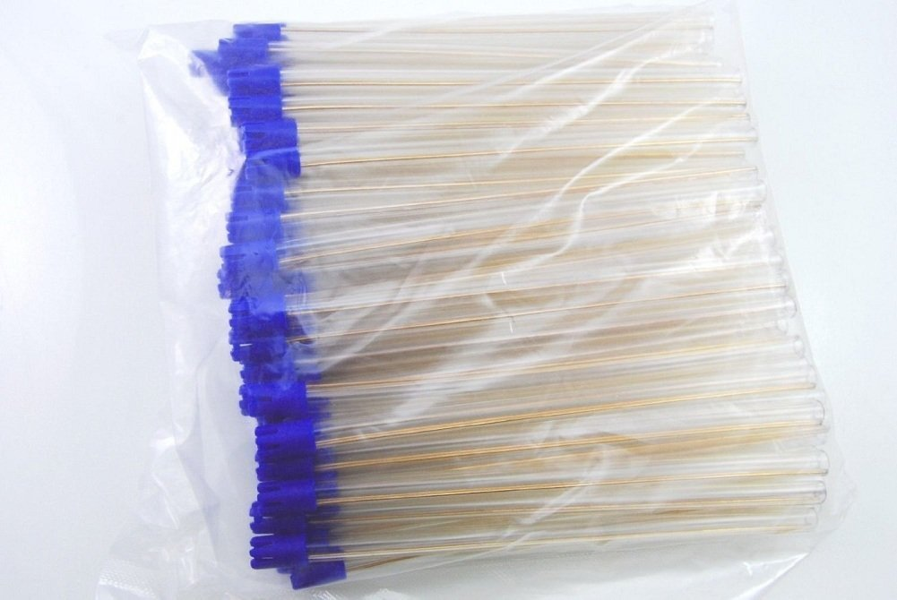 Dental Disposable Saliva Ejector Low Volume Suction Aspirator Tube(100Pcs/Bag)