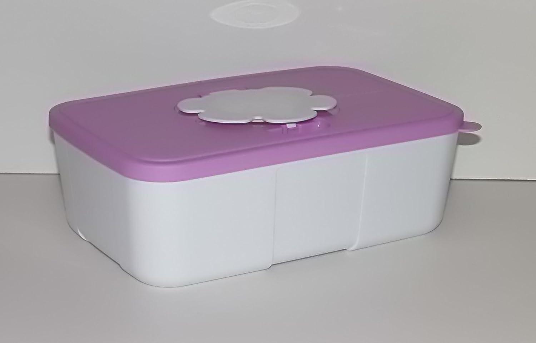 niedrig Tupperware Box mit Feuchtt/üchern