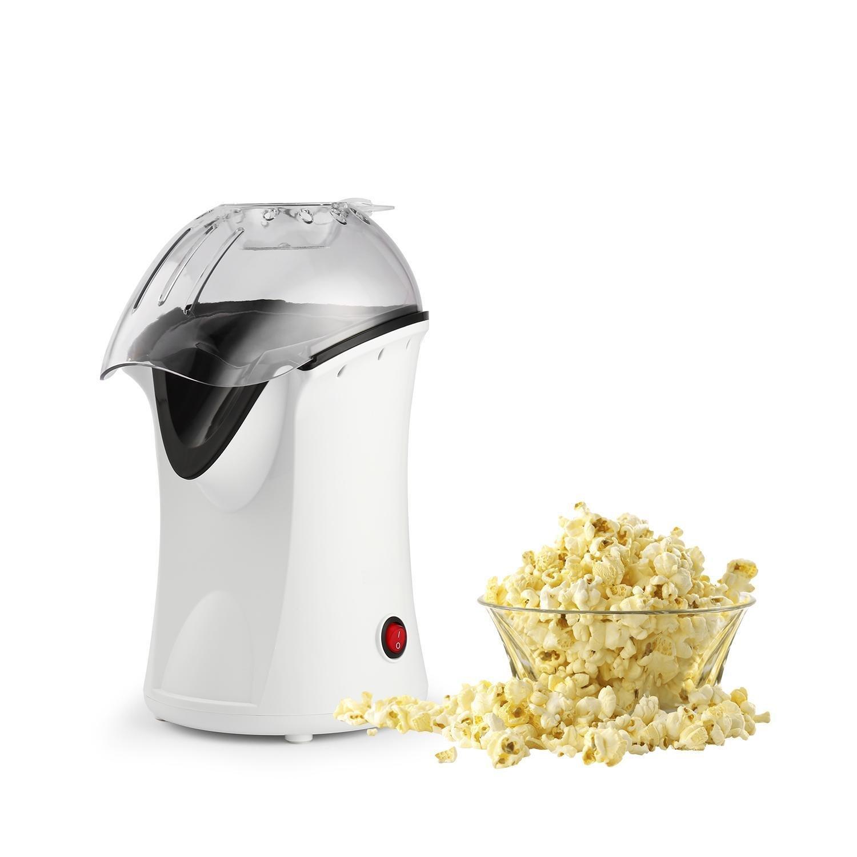Pandna Popcorn Machine Maker 1200W Hot Air Anti-Oil with Wide Mouth Design