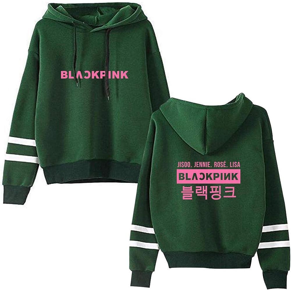 Enjoyyourlife Blackpink Hoodies Kapuzenpullover Sweatshirt Pullover Sweaters Outerwear
