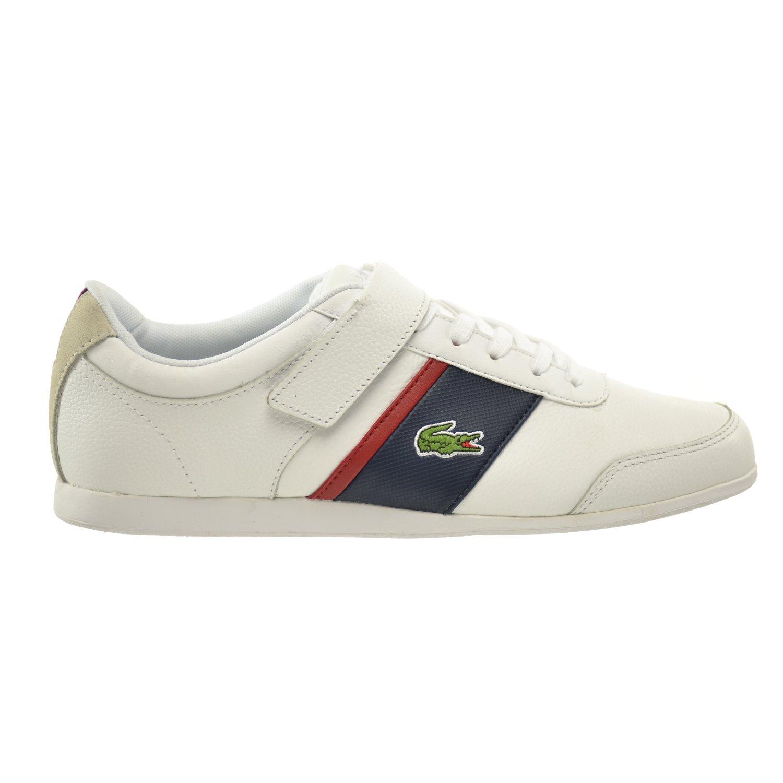 Lacoste Embrun URS SPM Leather/Synthetic Men's Shoes White/Dark Blue 7-29spm2020-x96