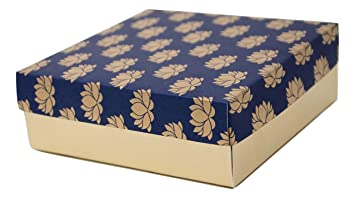 Desi Favors High Quality Sturdy Gift Boxes For Christmas Perfect Cardboard Gift Packaging