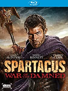 Spartacus: War of the Damned [Blu-ray]
