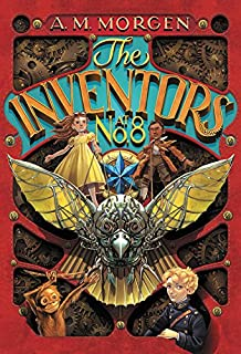 Book Cover: The Inventors at No. 8