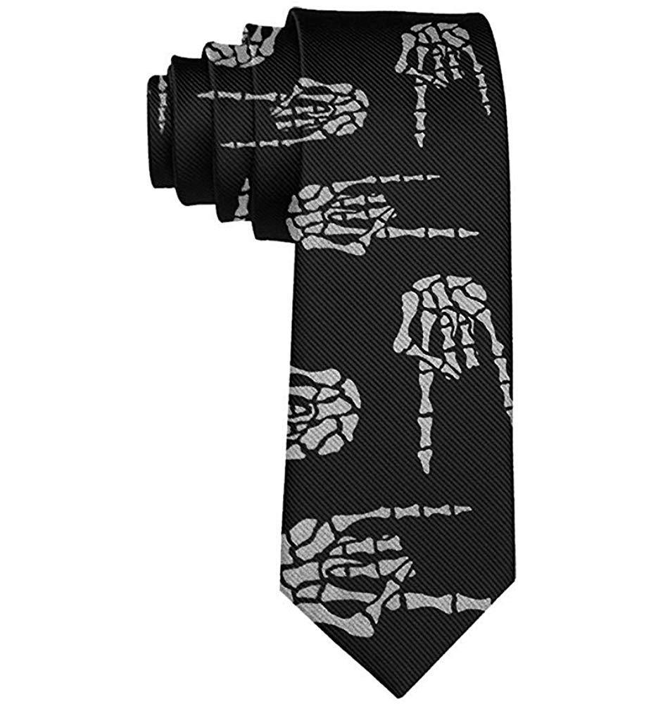 Regalos perfectos - Corbata para hombre Heavy Metal Skull Rock ...