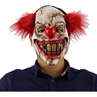 Style.BOX Coco.Z Halloween Horrific Demon Flame Zombie Scary Clown Cosplay Props Adult Mask
