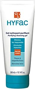 Hyfac Plus Gel Nettoyant Cleansing Gel, 300 ml