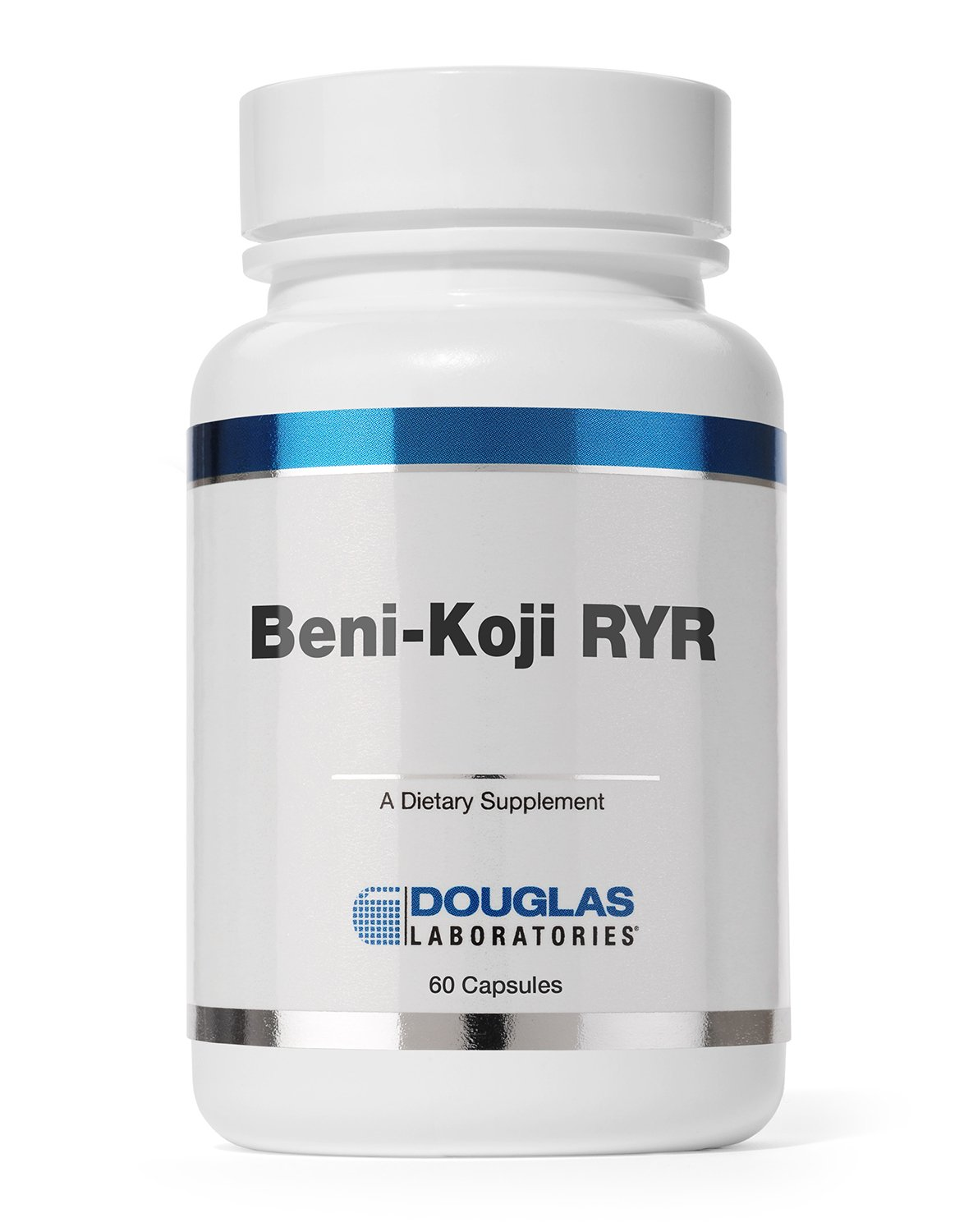 Douglas Laboratories - Beni Koji Red Yeast Rice - Fermented Red Yeast Rice to Support Healthy Blood Lipid Levels* - 120 Capsules