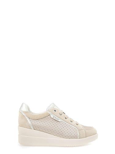 geox chaussure dore