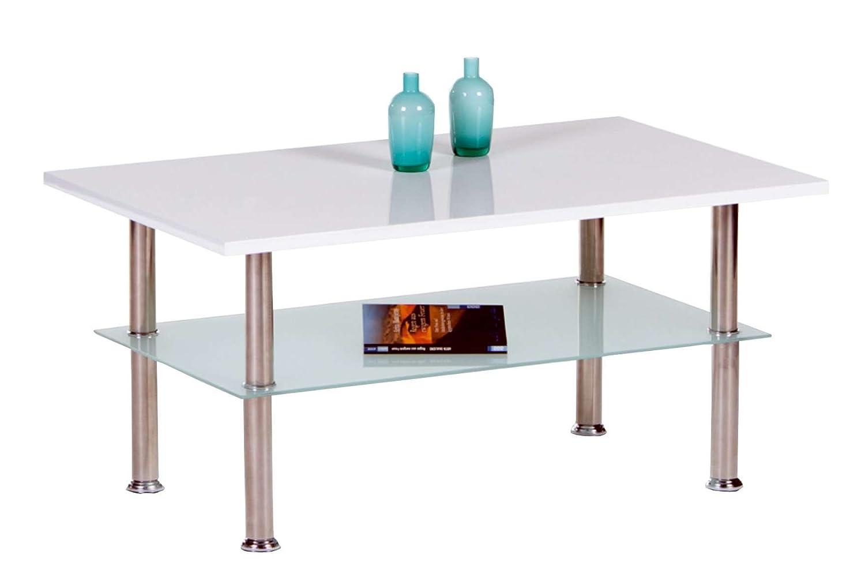 Avanti Trendstore - Hierro - Mesa auxiliar de salón (madera ...