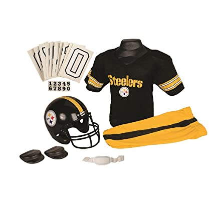 Amazon.com   NFL Pittsburgh Steelers Boy s Uniform Set 0bb1f9a34