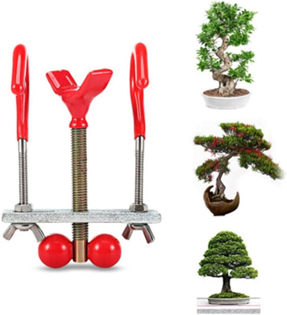 SUNEVEN Bonsai Herramientas de flexión, jardinería Bonsai Fruit Tree Ramal Mini Bender Bender Acero al Carbono Jack Potted Paisaje Herramienta de Modelado DIY Moldeo Jardín Herramienta: Amazon.es: Jardín