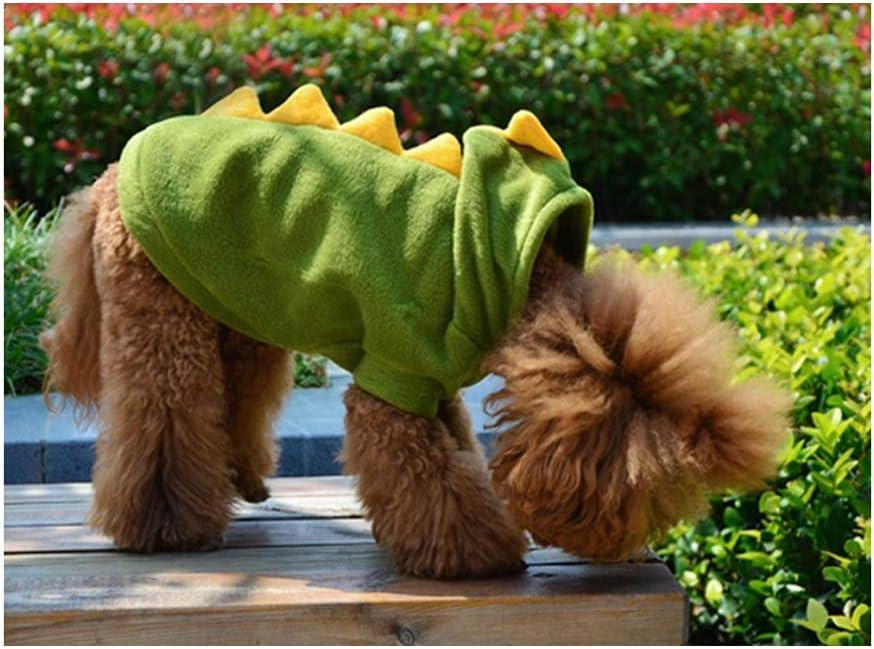 Disfraces de dragón para perros
